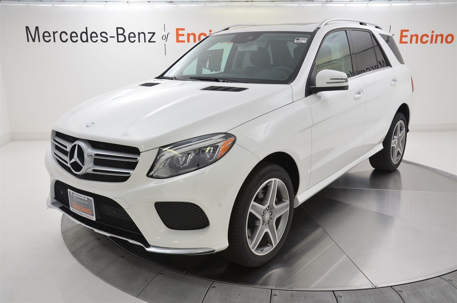 New 2016 Mercedes-Benz GLE GLE 400 4MATIC® AWD Sport Utility