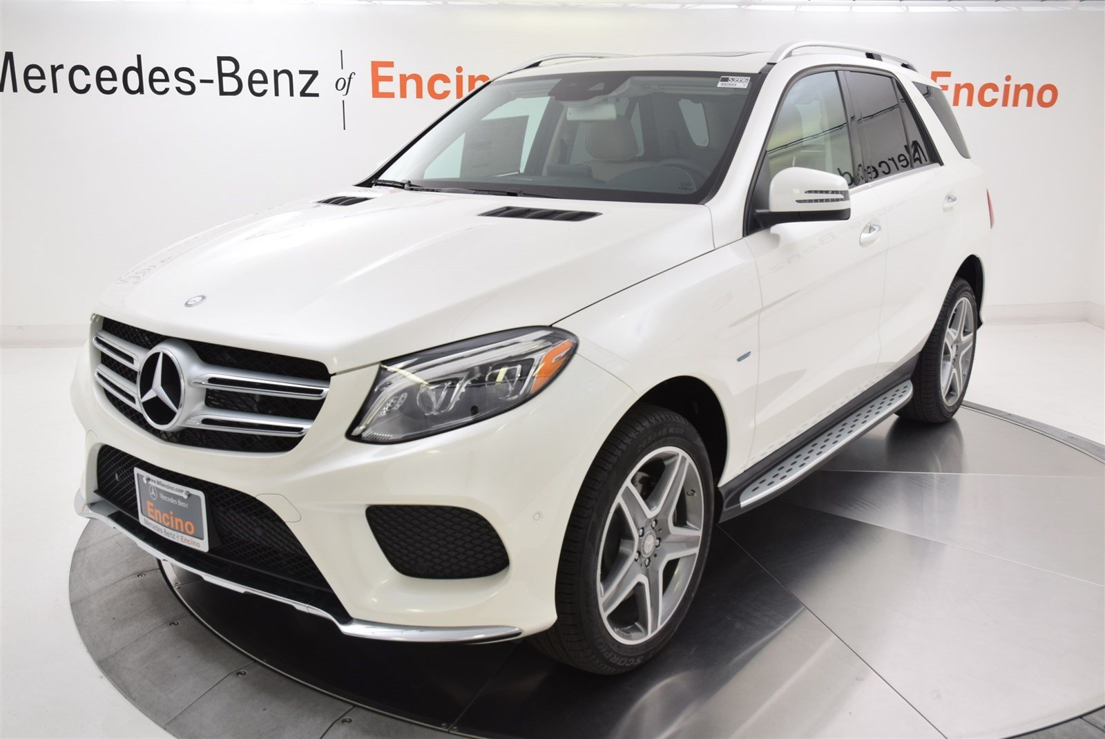 New 2016 Mercedes-Benz GLE GLE 550e 4MATIC® AWD Sport Utility