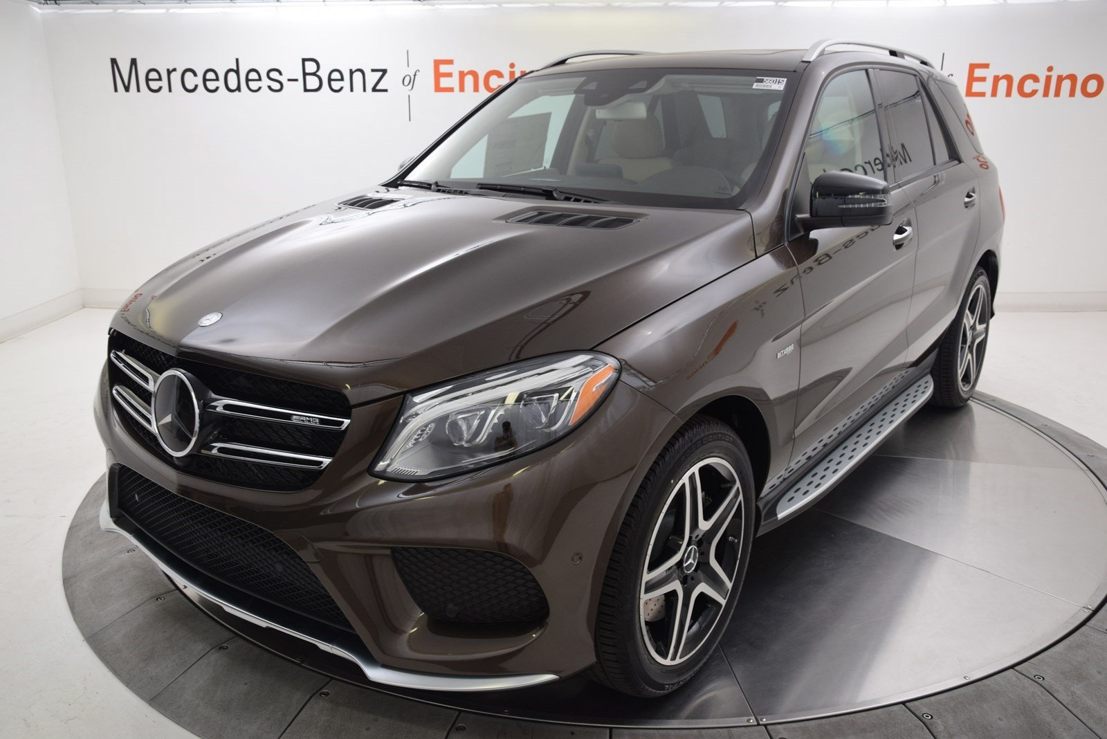 New 2017 mercedes benz gle gle 43 amg suv suv in encino for Mercedes benz amg suv price