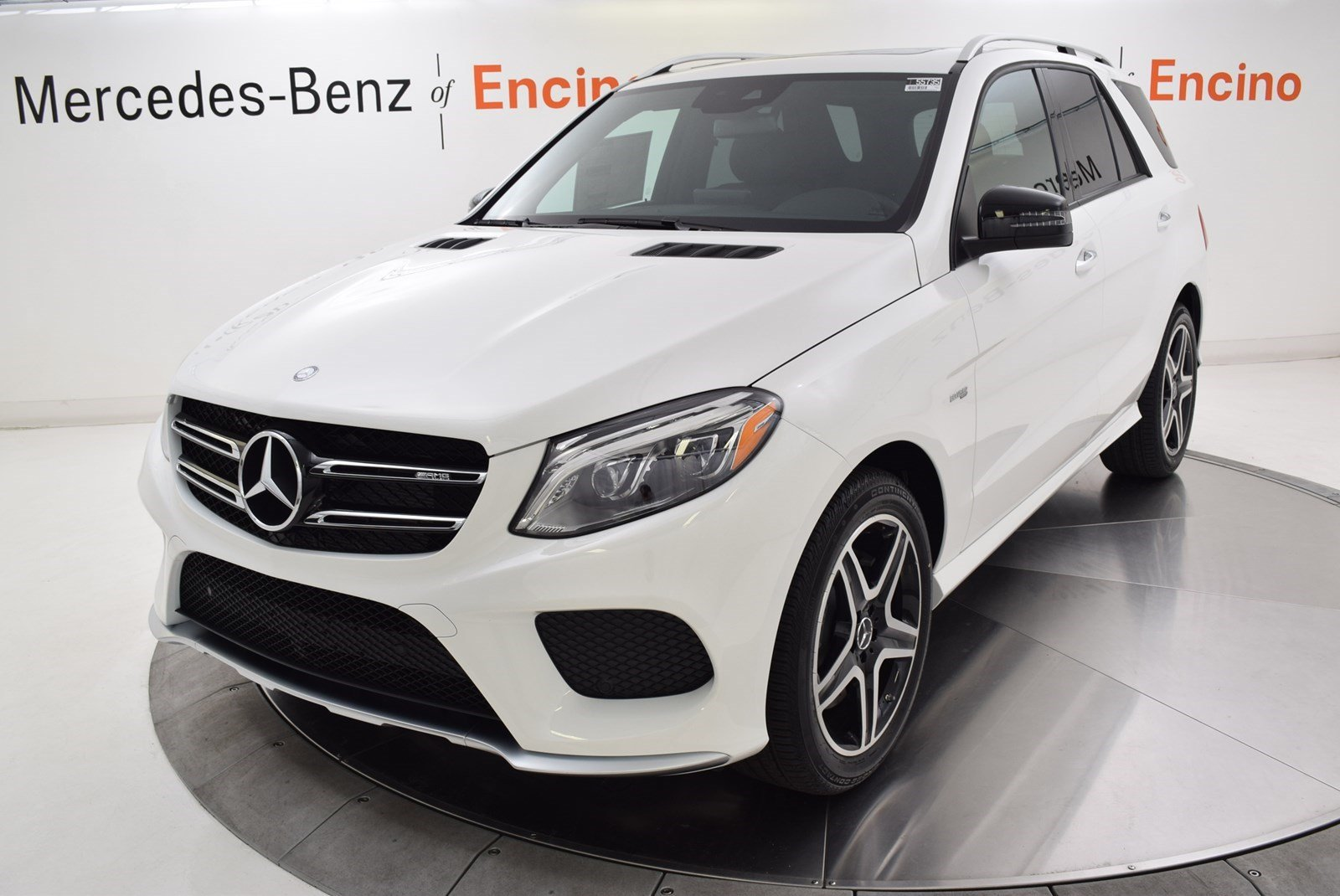 New 2017 Mercedes Benz Gle Amg Gle 43 Suv Sport Utility