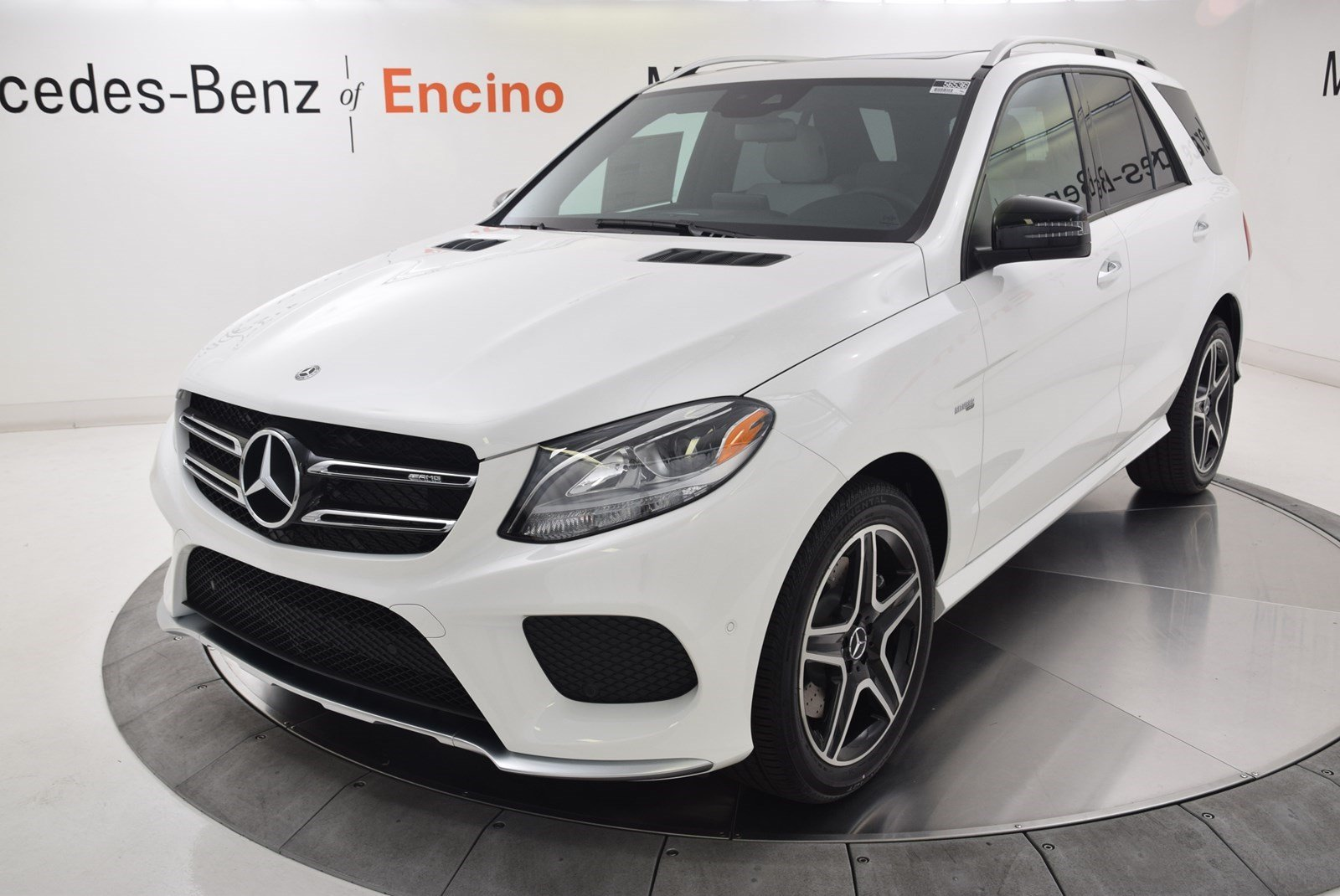 New 2017 Mercedes Benz Gle Gle 43 Amg Suv Suv In Encino