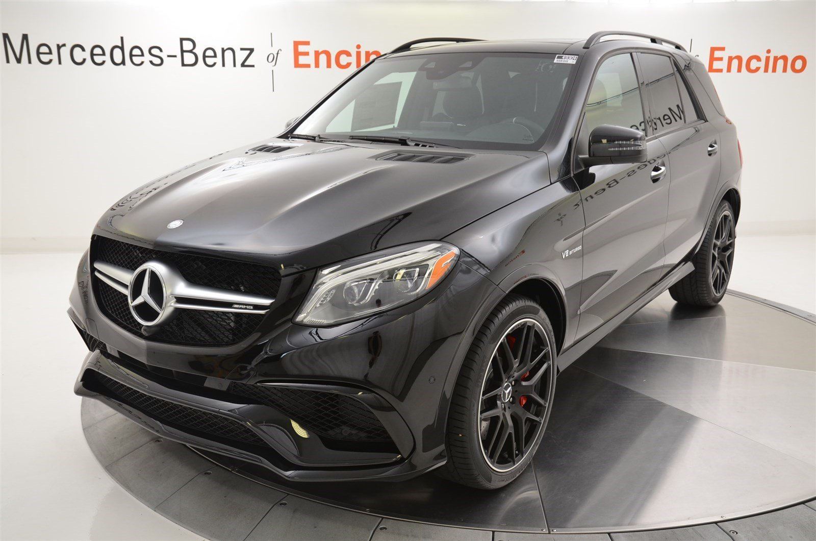 New 2016 Mercedes-Benz GLE AMG® GLE 63 S AWD 4MATIC®