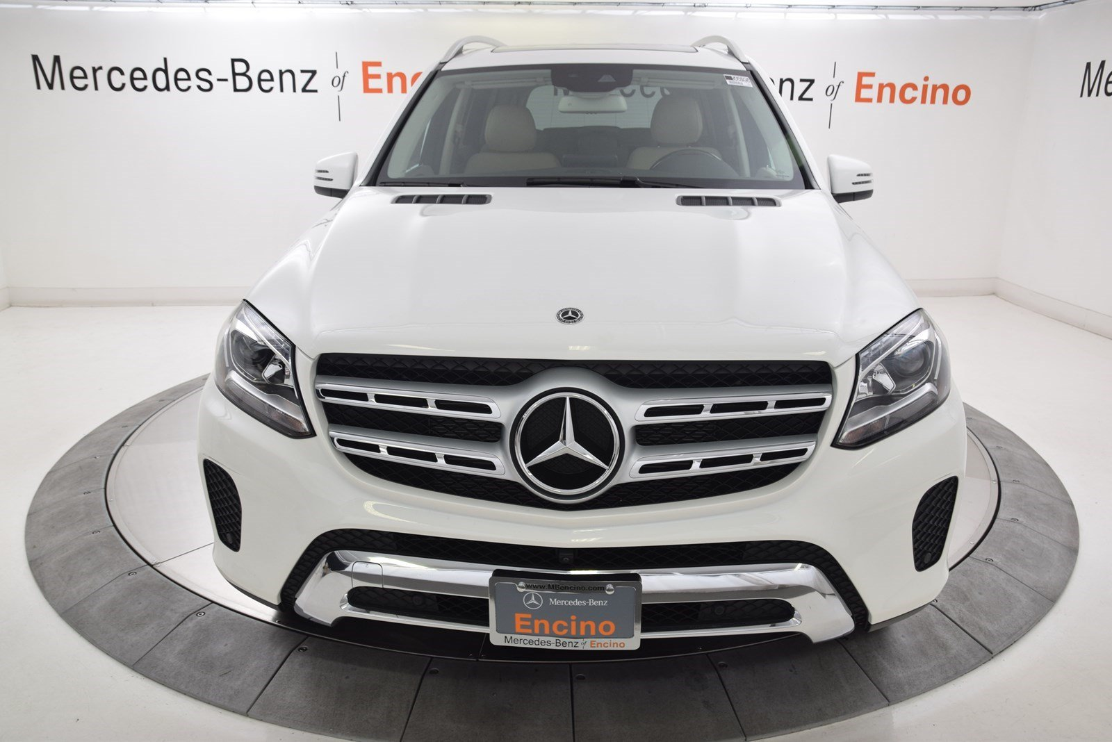 New 2017 mercedes benz gls gls 450 suv in encino 56723 for 2017 mercedes benz gls 450