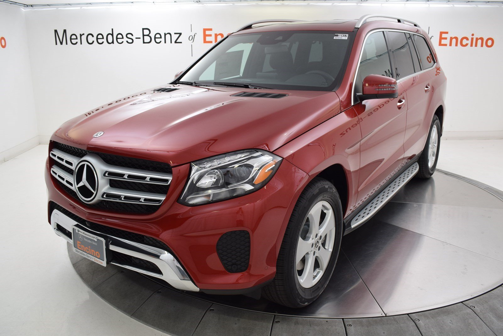 New 2017 mercedes benz gls gls 450 suv in encino 56417 for 2017 mercedes benz gls 450