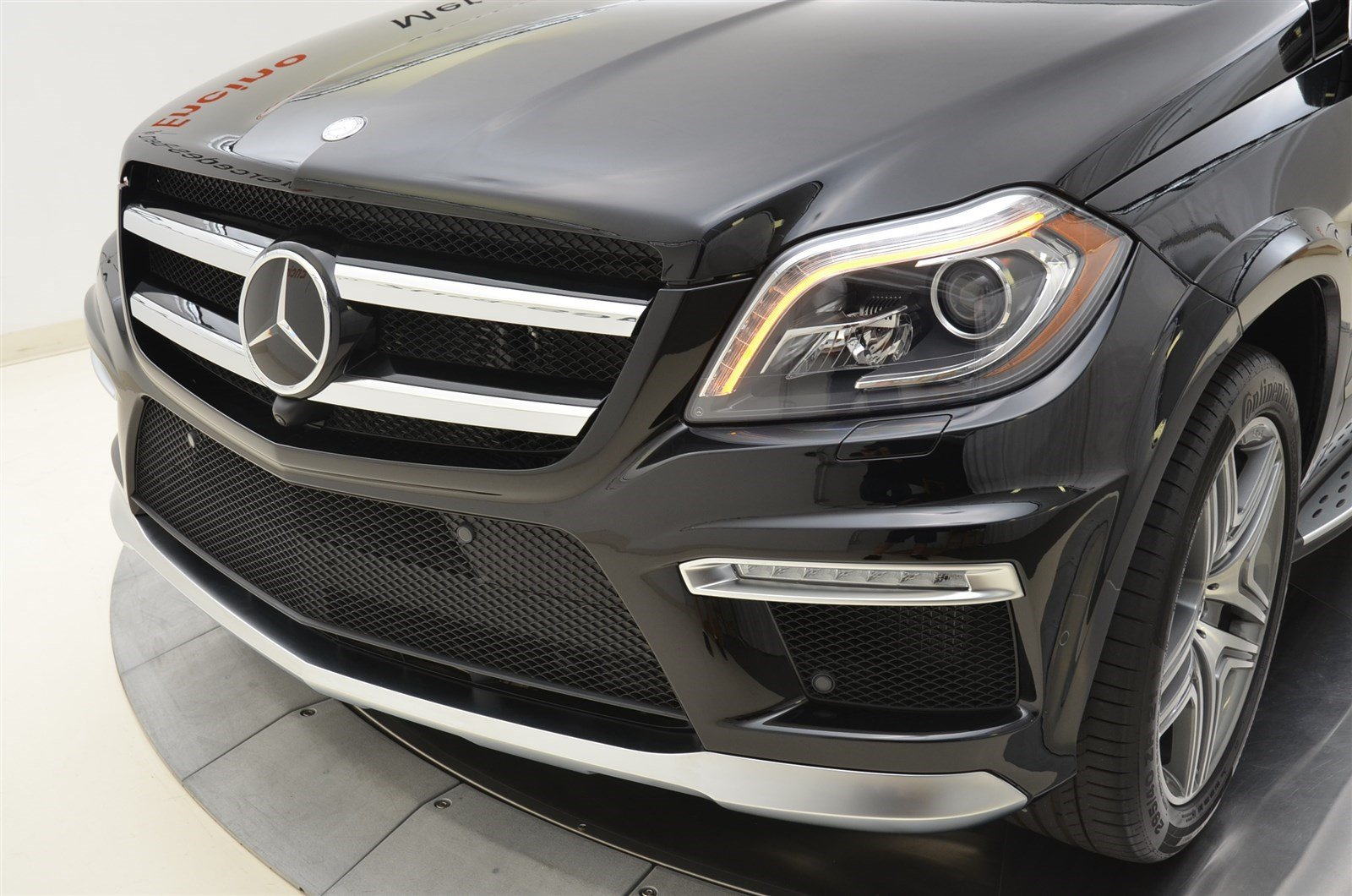 New 2015 Mercedes Benz Gl Class Amg 174 Gl63 Sport Utility In