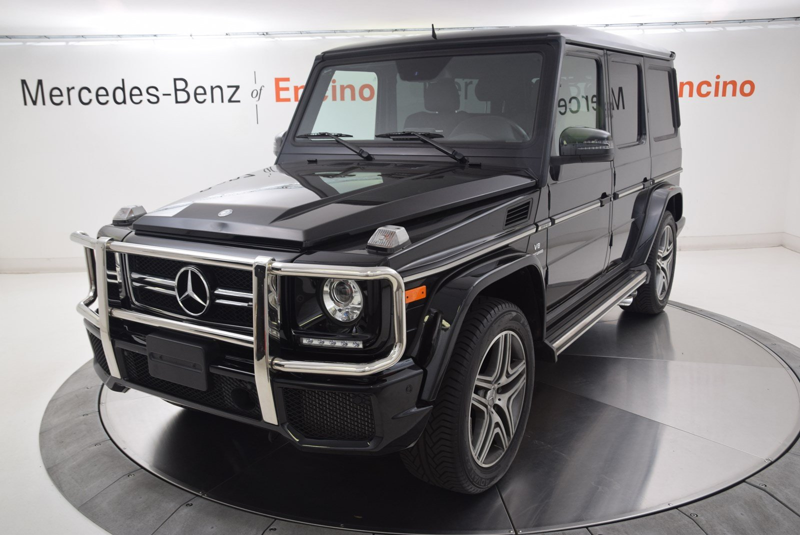 Certified pre owned 2016 mercedes benz g class g 63 amg for Mercedes benz amg suv