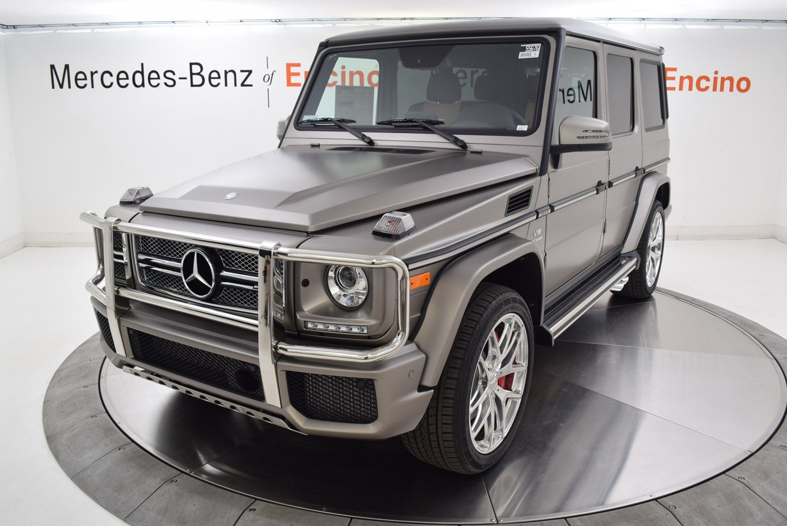 New 2017 mercedes benz g class g 65 amg suv suv in encino for Mercedes benz financial payment address