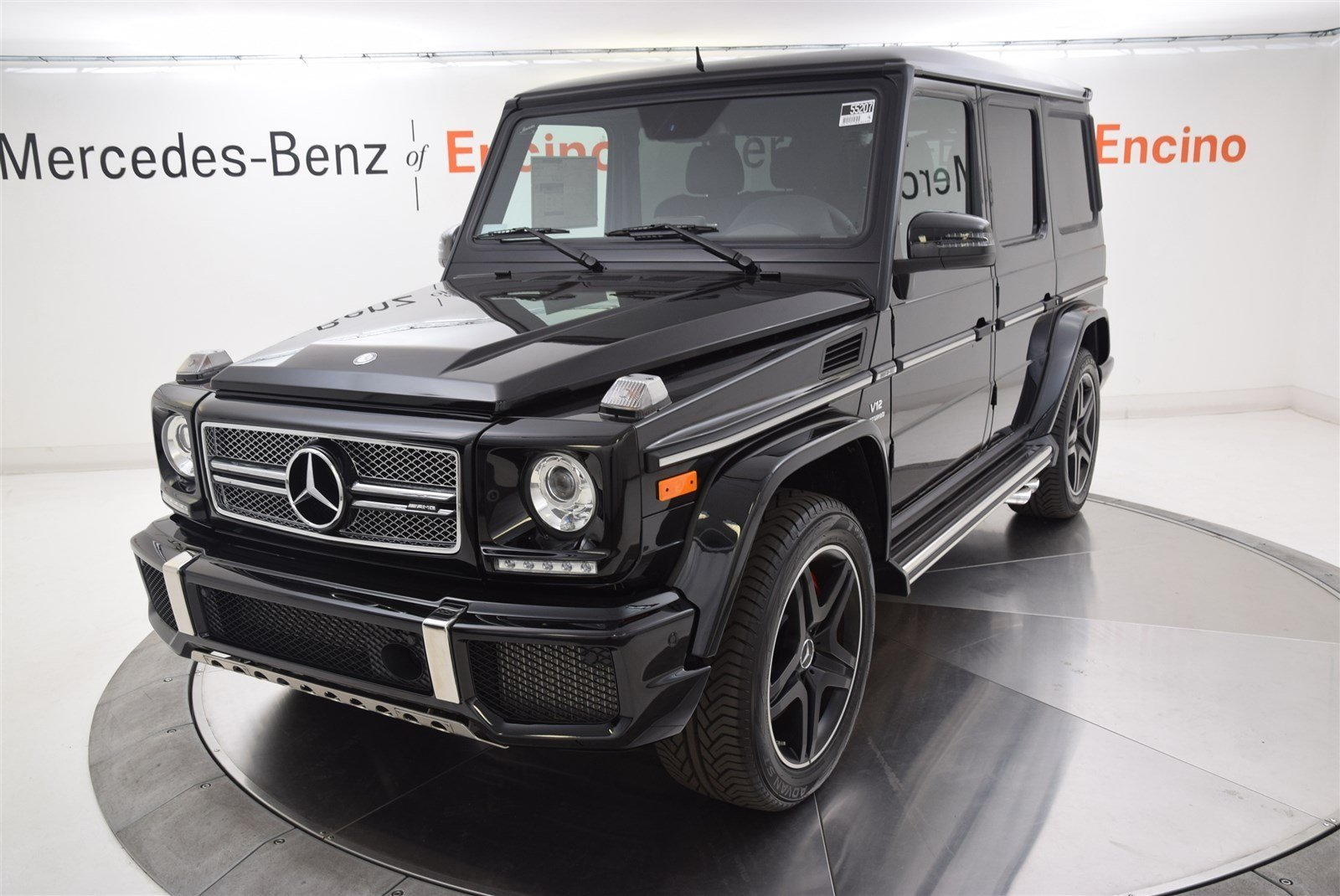 New 2016 mercedes benz g class g 65 amg suv suv in encino for Mercedes benz e class suv