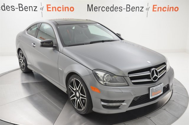 Certified pre owned vehicles mercedes benz of encino for Mercedes benz c250 cargurus