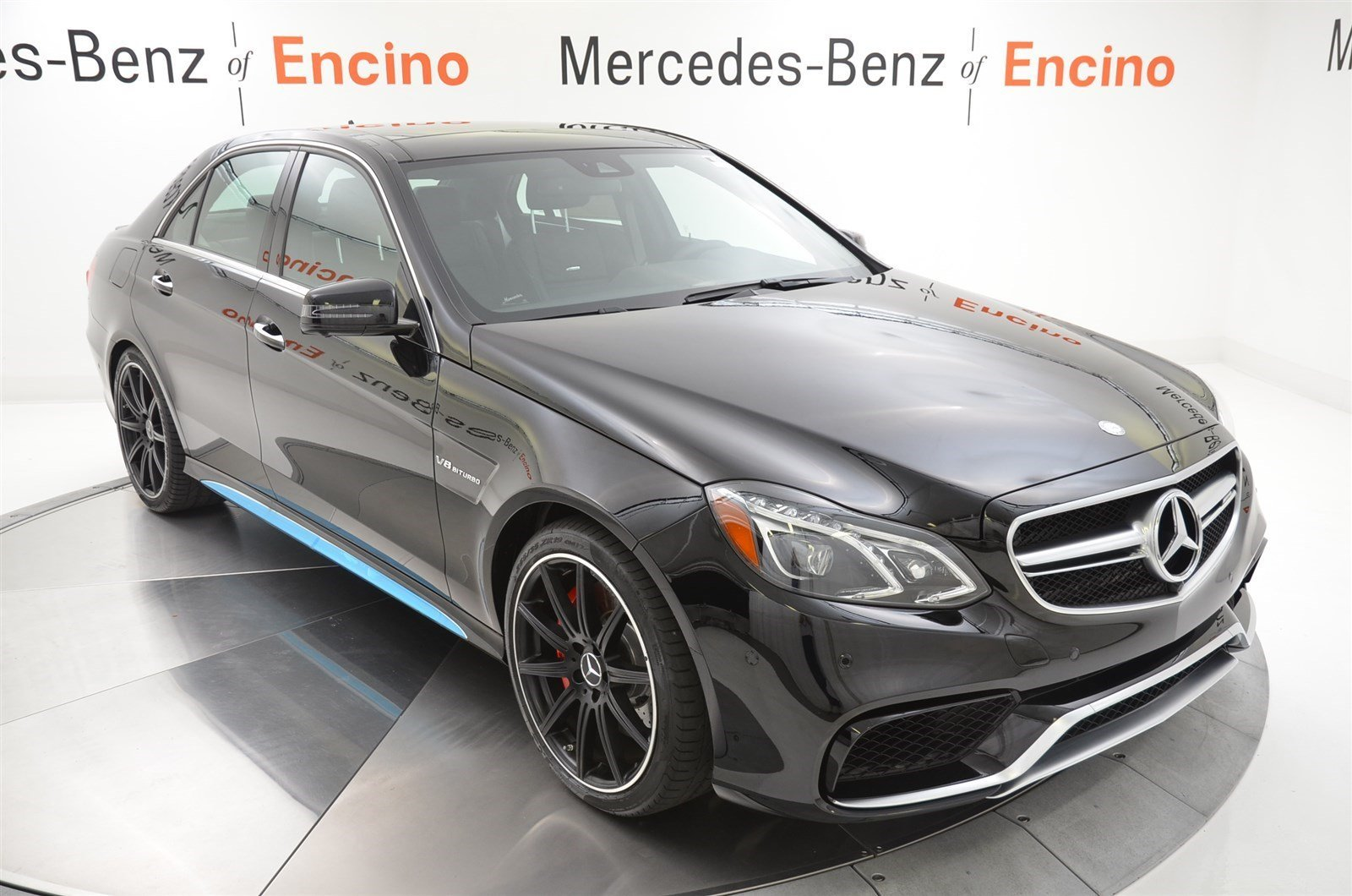 New 2016 Mercedes-Benz E-Class AMG® E 63 S Sedan AWD 4MATIC®
