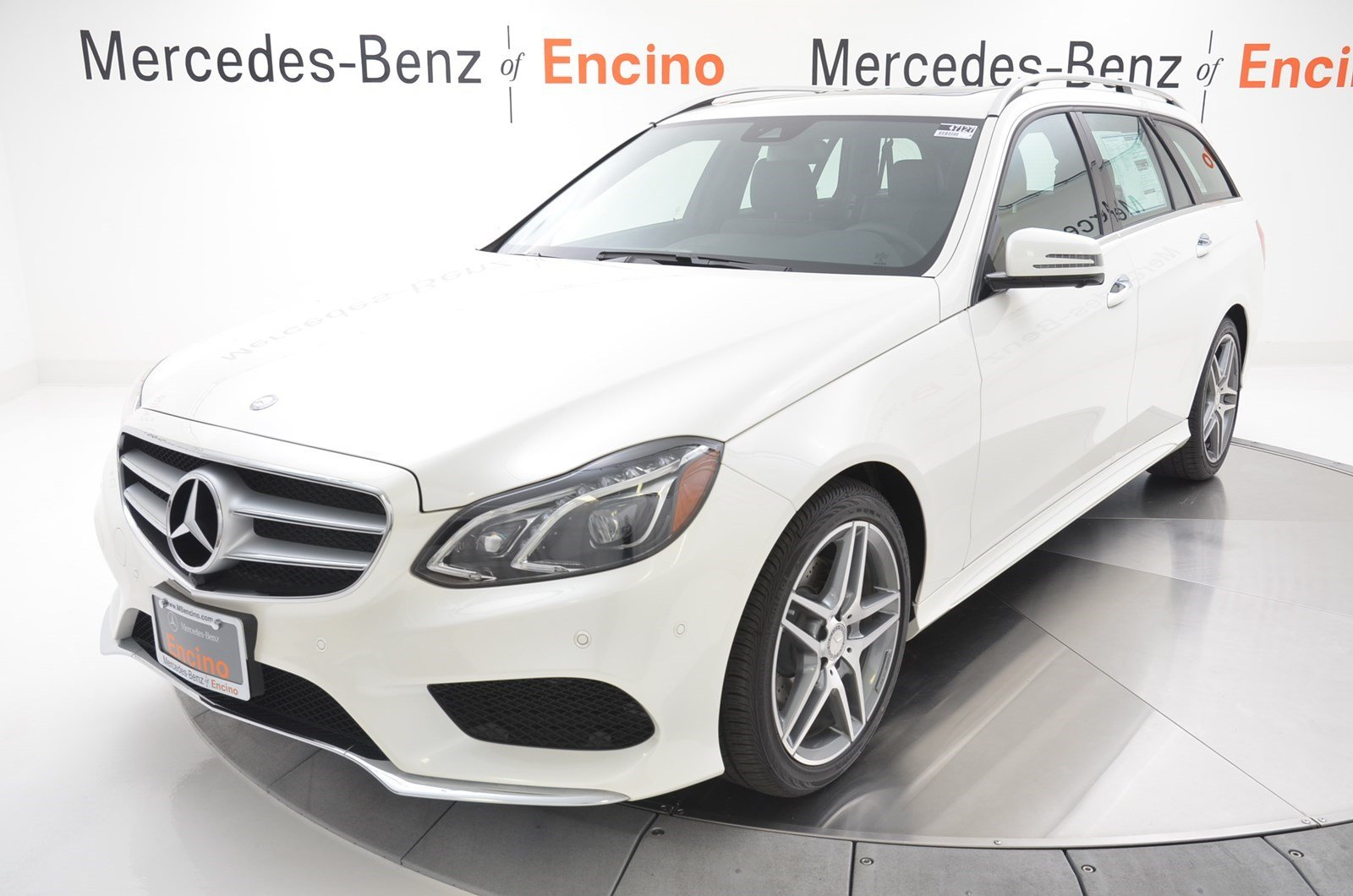New 2016 Mercedes-Benz E-Class E 350 4MATIC® Sport Wagon AWD Station Wagon
