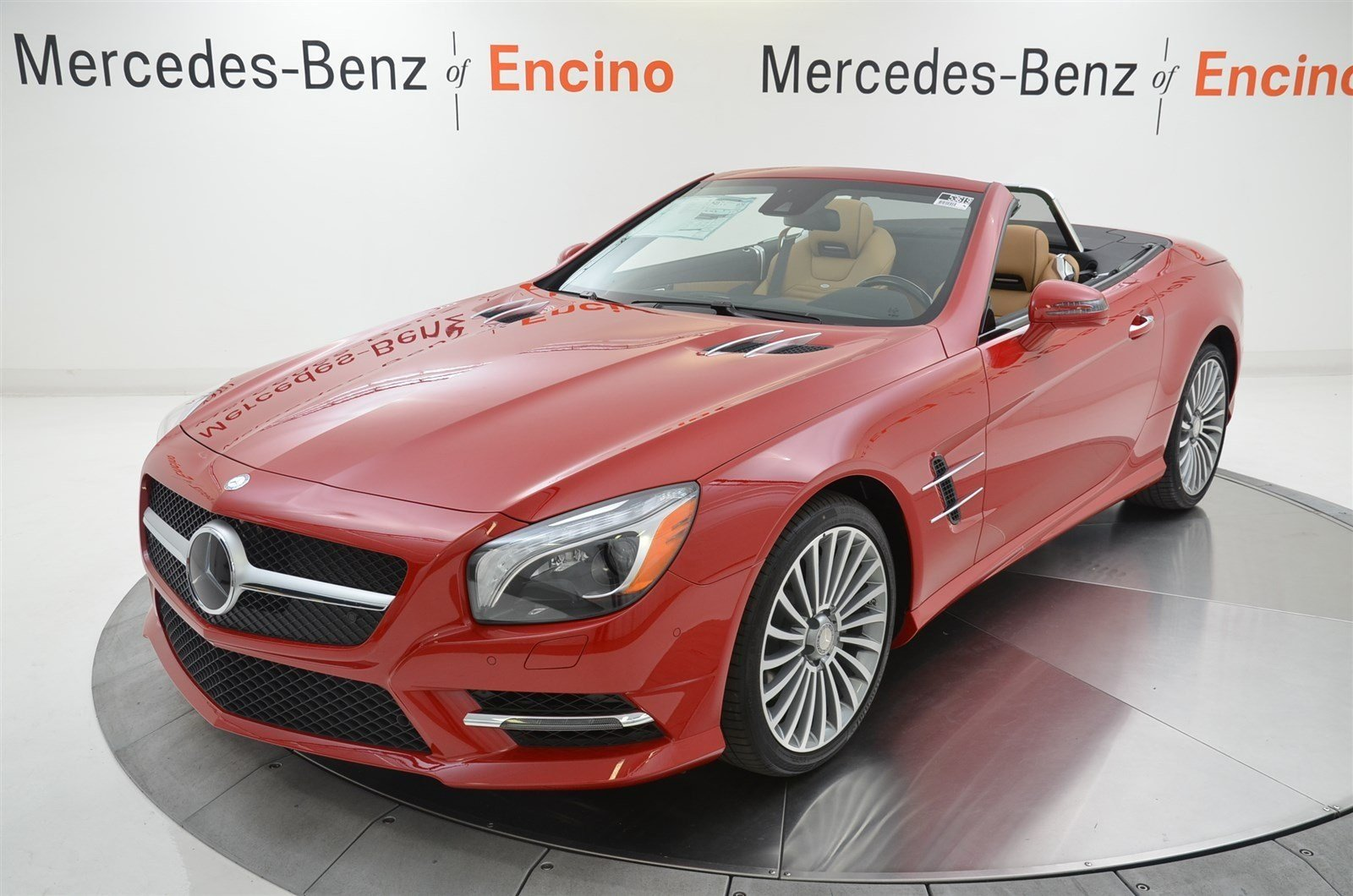 New 2016 Mercedes-Benz SL SL 400 Roadster