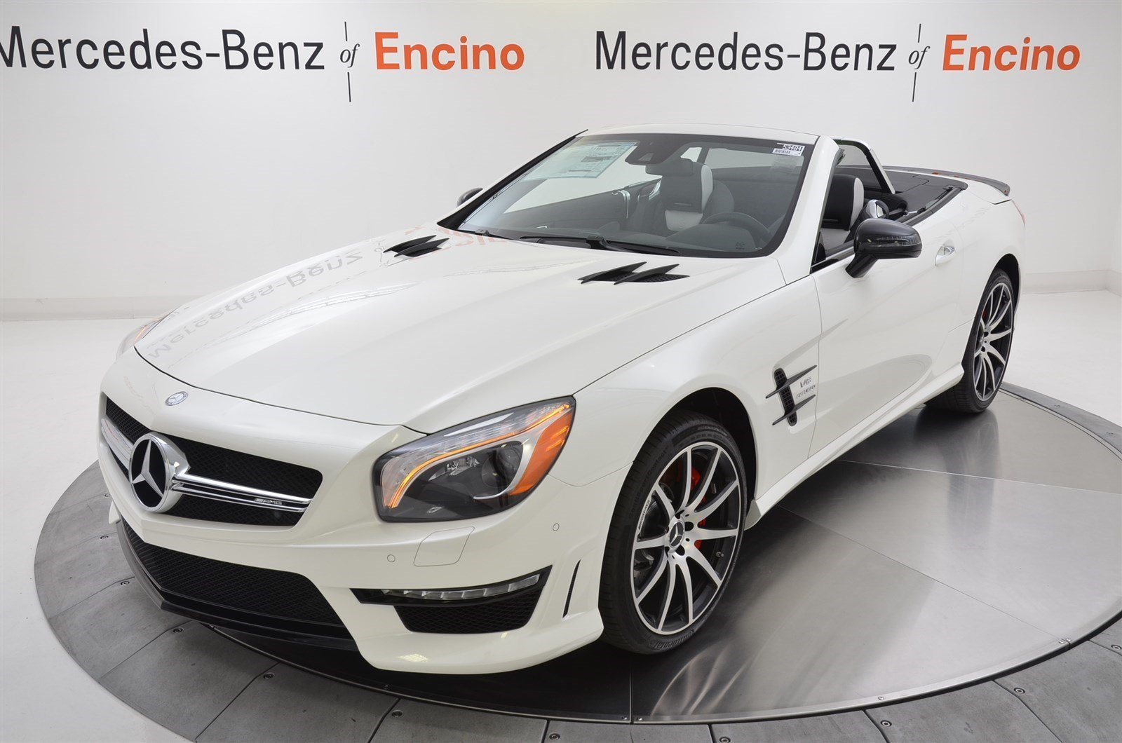 New 2016 Mercedes-Benz SL AMG® SL 63 Roadster