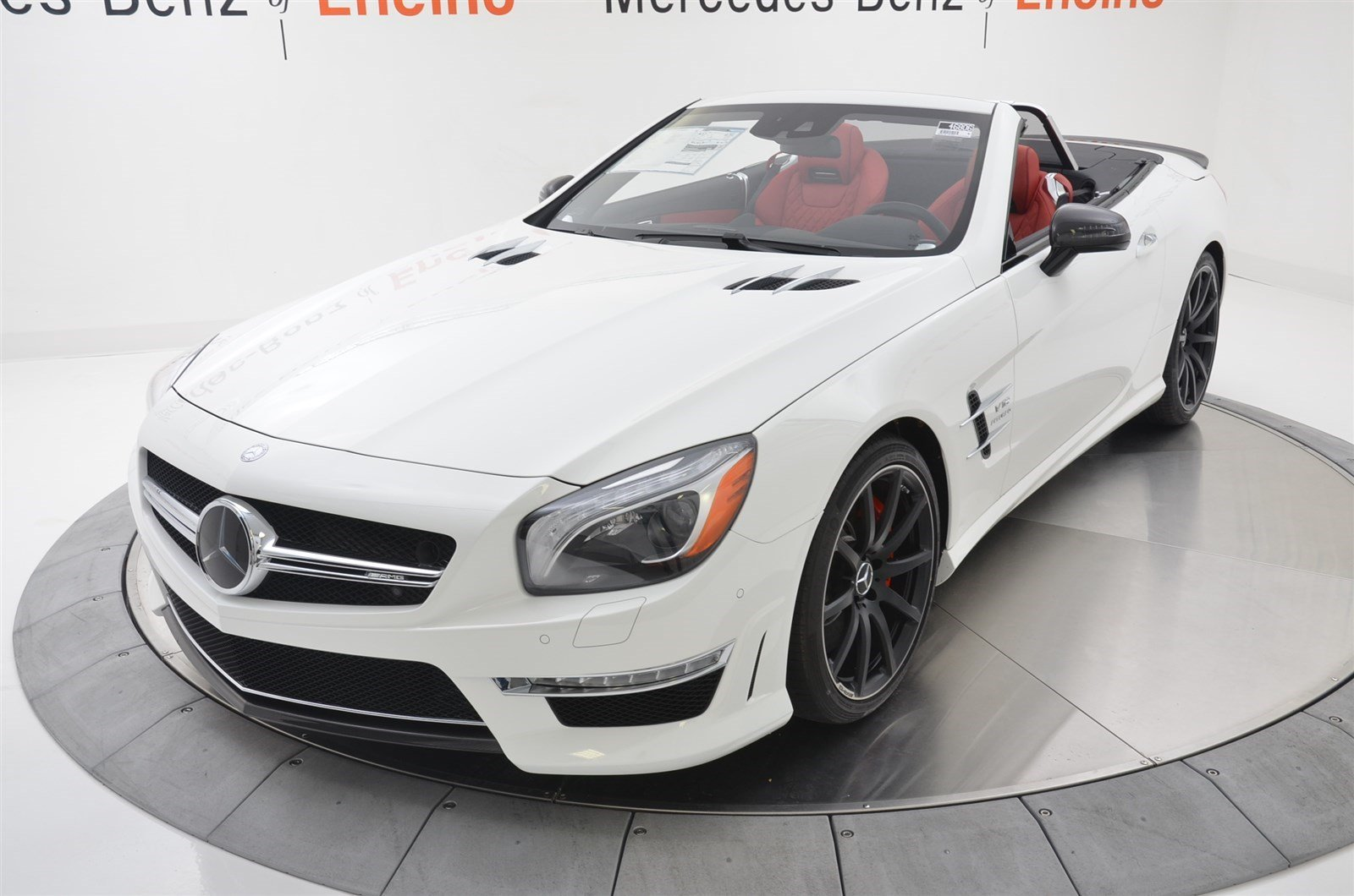 New 2015 Mercedes-Benz SL AMG® SL 65 Roadster
