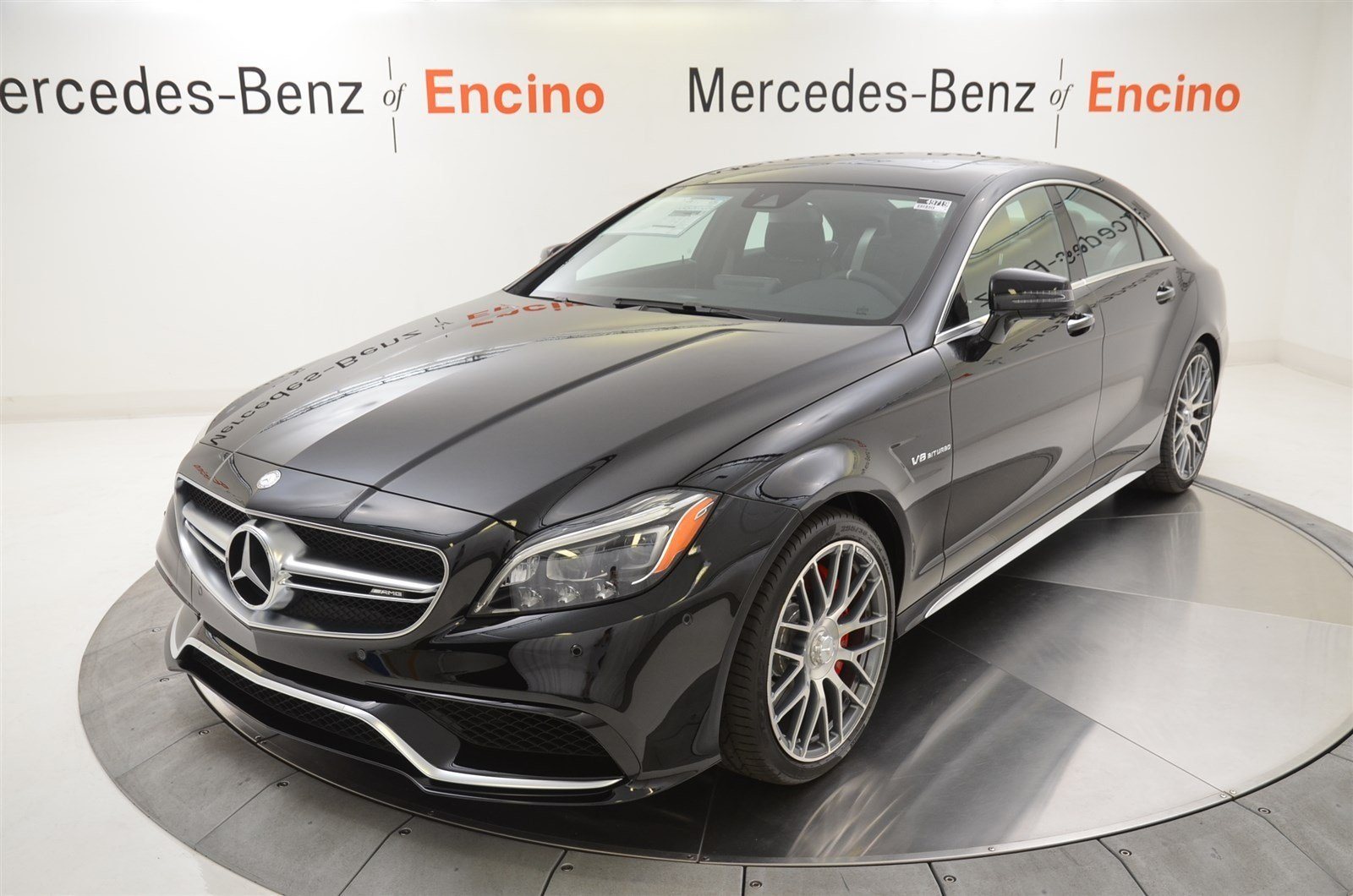 New 2016 Mercedes-Benz CLS AMG® CLS 63 S 4-Door Coupe AWD 4MATIC®