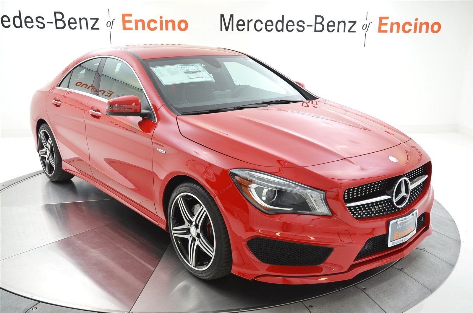 New 2015 Mercedes-Benz CLA 250 4-Door Coupe