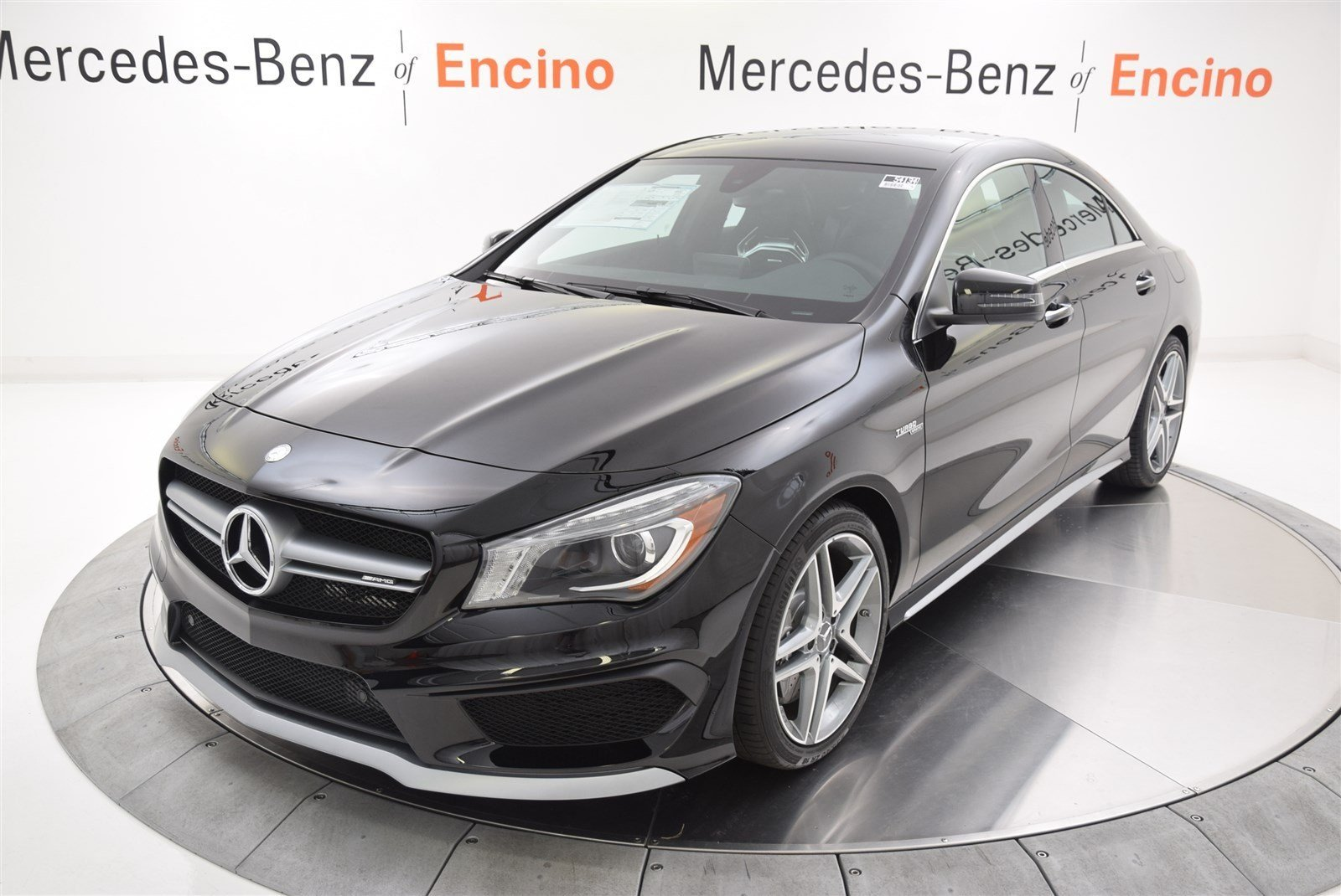 New 2016 Mercedes-Benz CLA AMG® CLA 45 4-Door Coupe AWD 4MATIC®