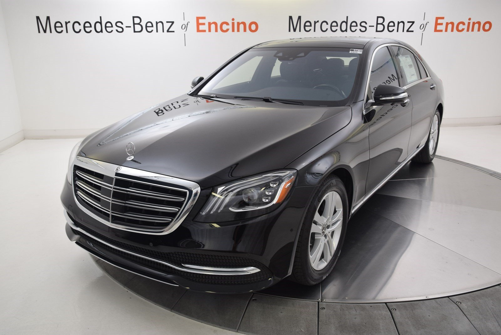 new 2018 mercedes benz s class s 450 sedan in encino