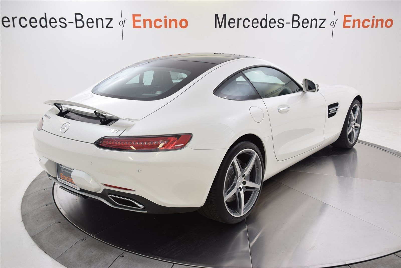 New 2017 mercedes benz amg gt coupe in encino 55468 for 2017 mercedes benz amg gt msrp